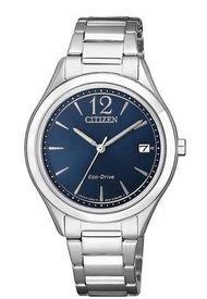 Reloj Premium Eco-drive Plateado Citizen