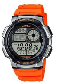 Reloj Deportivo Naranjo Casio