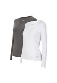 Pack 2 Camisetas Mujer Thermoactive Multicolor Doite