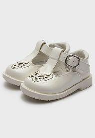 Zapato Niña Forencia Blanco Bubble Gummers