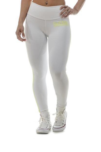 Shatark Legging Shatark Color  Branco 0oEqV