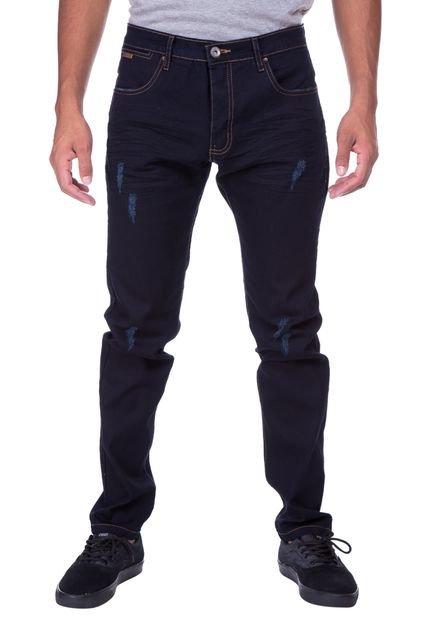 Calça Jeans Presence Skinny Black