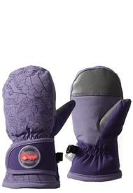 Guantes Mini Snow Day B-Dry Glove Mitts Violeta Lippi