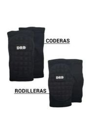 Set Arquero Coderas + Rodilleras - Juvenil