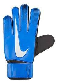 Guantes De Fútbol Nike Match Para Adultos - Blanco-Azul
