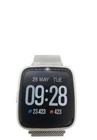 Smartwatch Plateado MasterLife