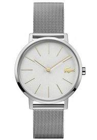 Reloj Plateado Lacoste