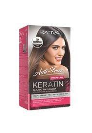 Kit Keratin Alisado Sin Plancha Xpert Repair Anti Frizz Kativa