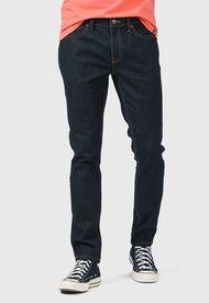 Jeans Lee Malone Azul - Calce Skinny