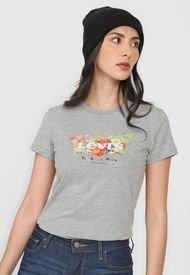 Camiseta Gris-Multicolor Levi's