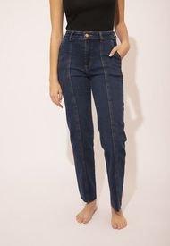 Jeans Straight Serres Dark Azul Efesis