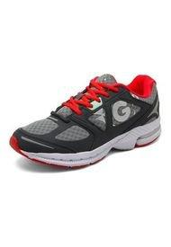 Zapatillas Golty Active Track - Gris/Rojo-Gris Rojo-Gris Rojo-Gris Rojo