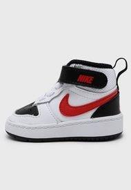 Zapatilla Urbana Niño Court Borough MID 2 (TDV) Blanco Nike