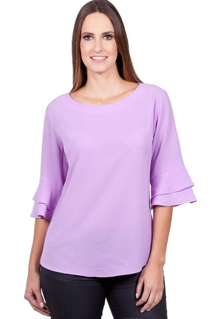 Love Poetry Blusa Love Poetry Lilas p2IGP