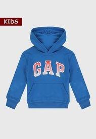 Buzo Azul-Rojo-Blanco GAP Kids