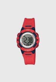 Reloj Digital Rojo Q&Q