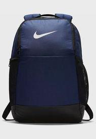 Mochila Brsla M 24 Litros Azul Nike