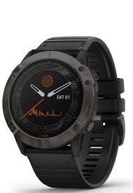 Smartwatch Fenix 6X Pro Solar Titanio Negro Garmin