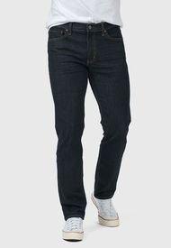 Jeans Lee Daren Azul - Calce Regular