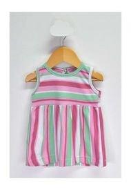 Vestido Multicolor Simpa Kids