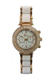 Reloj Coronado de Circones Blanco Geneva
