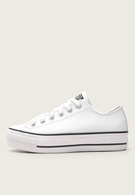 Tênis Converse Taylor All Star Lift Branco - Marca Converse