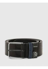 Cinturon B Moho Belt Negro Diesel