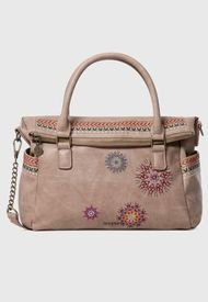 Cartera Loverty Beige Desigual