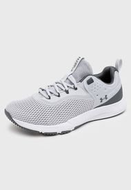 Zapatilla Deportiva UA Charged Focus-GRY Gris Under Armour