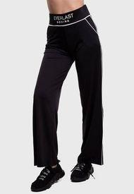 Pantalón Everlast Minimal Negro - Calce Holgado