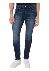 Jeans Ckj 058 Slim Taper Azul Calvin Klein