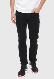 Pantalón Ellus Negro - Calce Ajustado