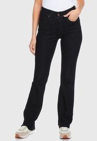 Jeans Wados Negro - Calce Ajustado