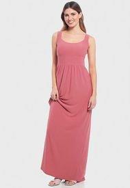 Vestido Wados Detalle Espalda Rosa - Calce Regular