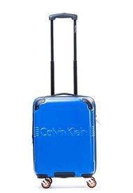 """Maleta Delancy Azul 20"""" Calvin Klein"""