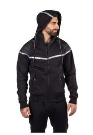 Hoodie Plus Especial Nuclear Negro Gangster