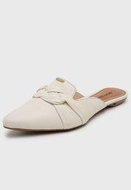 Zapato Cuero Blanco Bottero