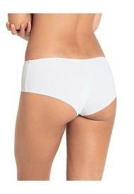 Panty Hipster Blanco Leonisa 72307