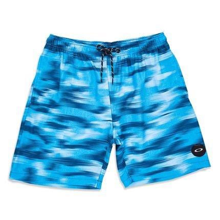 Bermuda de Banho O-Camo 18 Trunk Shorts Oakley