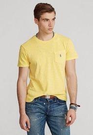Camiseta Amarillo Polo Ralph Lauren