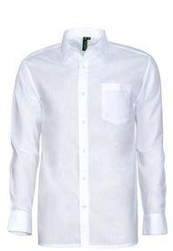 Camisa Colegio Blanco Kotting
