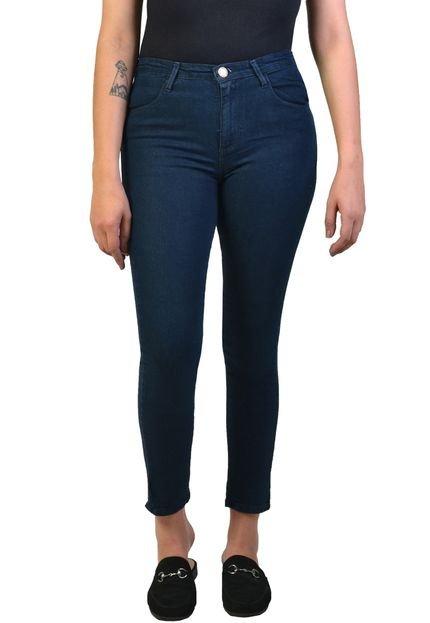Yck's Calça Jeans Cigarrete Cintura Alta Yck's Ssmf1