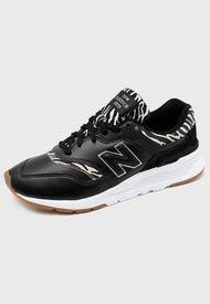 Zapatilla Urbana 997 Negro New Balance