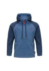 Chaqueta Cold Day Therm-Pro Hoody Jacket Azul / Azul Noche Lippi