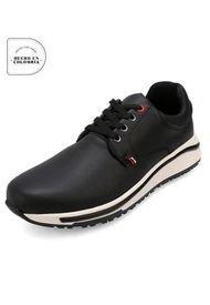 Zapato Casual Hombre Negro Tellenzi 200
