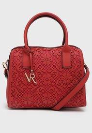 Cartera Rojo Via Romini