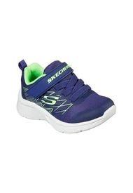 Zapatilla Microspec Texlor Azul Skechers