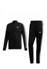 Conjunto Negro Adidas Back 2 Basic