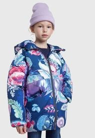 Chaqueta Desigual Niña Granada Multicolor - Calce Regular