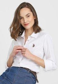 Camisa Blanco US Polo Assn
